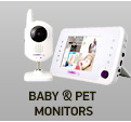 Baby and Pet Monitors