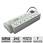 More Info on APC Personal SurgeArrest / 7-Outlet / 240 Joules / Surge Suppressor