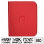 Barnes & Noble 9BN50146 Oliver e-Reader Cover for Nook Simple Touch - Red