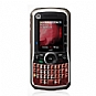 Motorola Clutch iI465 PrePaid Cell Phone For Boost Mobile - VGA Camera, Media Player, Bluetooth, Red