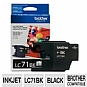 More Info on Brother Innobella LC71BK Standard Black Ink - yields up to 300 pages  
