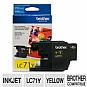 More Info on Brother LC71Y - Yellow - original - ink cartridge - for  MFC-J280, MFC-J425, MFC-J430, MFC-J435, MFC-J625, MFC-J825, (LC71Y)