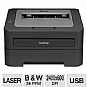 More Info on Brother HL2240D Monochrome Laser Printer - 2400 x 600 dpi, Duplex, 24 ppm, 200 MHz