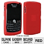 RIM HDW-13751-007 Rubberized Skin For Blackberry 8800 - Red