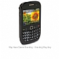 Blackberry Curve 8520 Unlocked GSM Cell Phone - Quad-Band, 2.0 Megapixel Camera, Video Camera, Multimedia Player, Bluetooth (Refurbished)