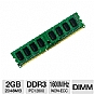 Centon R1600PC2048 2GB Memory Upgrade - 1600MHz, PC12800, DDR3, DIMM