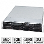 More Info on CybertronPC Imperium TSVIAA1162 2U Rackmount Server - AMD Opteron 6272 2.10GHz, 8GB DDR3 ECC, 4x 500GB HDD, RAID 10, 8x Hot-Swap Bays, Dual Gigabit LAN, DVDRW, No OS