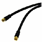 More Info on Cables To Go 6-Foot F-Type RG6 Coaxial Video Cable