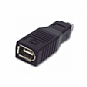 Cables To Go 6-Pin Female to 4-Pin Male FireWire Adapter
