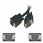 More Info on C2G Flexima UXGA - VGA cable - HD-15 (M) - HD-15 (M) - 100 ft - gray