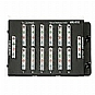 More Info on C2G 12 Port 110 IDC Telephone Module - Phone line distribution module - 110 - 110 - black