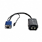 More Info on C2G TruLink 2-Port UXGA + 3.5mm Monitor Splitter Cable - Video/audio splitter - 2 x VGA + 2 x audio - desktop