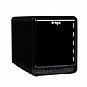 "Drobo DRDS2A21 FS Hard Drive Enclosure - 5-Bay 3.5"" SATA to Gigabit Ethernet  (Refurbished)"