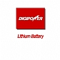 Digipower 245 Lithium Battery - 6.0 Volts, 1400 mAh