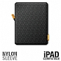 XtremeMac PAD-ZSL-13 Zippered Sleeve - for iPad BLK