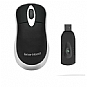 Gear Head OM4000W Optical Wireless Mouse - USB