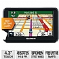 "Garmin 010-00990-21 n�vi 40LM Auto GPS - 4.3"" Touchscreen, Free Lifetime Maps, US 48 States / Hawaii / Puerto Rico Maps"