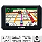 "Garmin n�vi 3490LMT Auto GPS Receiver - 4.3"" Touchscreen, Bluetooth, Lifetime Traffic, Lifetime Maps, Digital 3D Traffic"