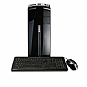 Gateway DX4831-07 Desktop Gaming PC - Intel Core i5-750 2.66GHz, 8GB DDR3, 1TB HDD, DVDRW, HDMI, eSATA, FireWire, Windows 7 Home Premium 64-bit (Refurbished)