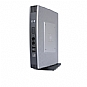 HP st5742 VU904AT Streaming Client Desktop PC - Intel Atom N280 1.66GHz, 2GB DDR3, Gigabit LAN, Windows 7 Business Diskless Edition (Refurbished)