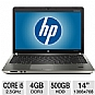 HP ProBook 4430s A7K04UT Notebook PC - Intel Core i5-2450M 2.5GHz, 4GB DDR3, 500GB HDD, DVDRW, 14&quot; Display, Windows 7 Professional 64-bit (Refurbished)