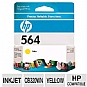 More Info on HP 564 CB320WN Original Yellow Ink Cartridge - Up to 300 Pages