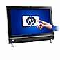 "HP TouchSmart 600-1150 All-In-One PC - Intel Core i5-430M 2.26GHz, 4GB DDR3, 1TB HDD, DVDRW, 23"" Display, TV Tuner, Windows 7 Home Premium 64-bit, Black (Refurbished)"