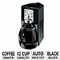 Mr. Coffee FTX43-2NP Coffee Maker - 12-Cups, Programmable, Black/Silver