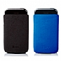 iLuv i70 Holster Case - Compatible For iPhone 3G, Blue/Black