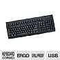Kensington Keyboard For Life Spillproof  Keyboard (Black)