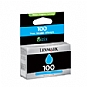 More Info on Lexmark 100 14N0900 Cyan Ink Cartridge