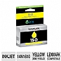 More Info on Lexmark Cartridge No. 150 - Print cartridge - 1 x yellow - 200 pages - LCCP, LRP