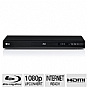 LG BD630 Blu-ray Player - 1080p, Video Upscaling, Wi-Fi Ready, HDMI, USB, Black   (Refurbished)