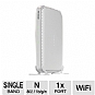 More Info on NetGear WNAP210 Prosafe Wireless-N Access Point - RJ-45, 10/100/1000BASE-T Gigabit Ethernet, IEEE 802.11n, 2.4 GHz, WPA, WPA2, PoE
