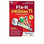 Avanquest Fix-It Utilities 11 Professional Software - For Windows, OEM