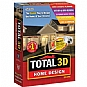Individual Total 3D Home Design Deluxe Software - Professional Room Designs, Sample Home Plans, Over 400 Textures