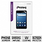iProteq PQSM0160 Screen Protector - Samsung Infuse 4G Compatible