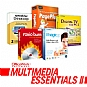 OfficeWork Multimedia Essentials Software Pack - Syncables Desktop, PagePlus Essentials, Roxio Burn, Digital TV for PC 2 and Imagic 5