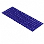 Sony VGPKBV3/LI Keyboard Skin - Blue