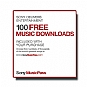 SONY 100 MUSIC DOWNLOADS