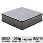Sony SMPN200 Network Media Player - 1080p, Stream Content, 3D Capable, Built-in WiFi, HDMI, USB  (Refurbished)