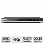 Samsung DVD-C350 DVD Player - EZView, Progressive Scan Output, DTS Digital out, Dolby Digital (Refurbished)