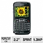Sprint Kyocera Brio Locked GSM Cell Phone - Email, Text, Apps, Wen Browser, 1.3MP Camera, Sprint Zonem, Calendar, Bluetooth, Gray