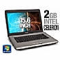 "Toshiba Satellite L455-S5980 PSLY0U-00S001 Notebook PC - Intel Celeron Dual-Core T3000 1.8GHz, 2GB DDR2, 250GB HDD, DVDRW, 15.6"" TFT Display, Windows 7 Home Premium (Refurbished)"