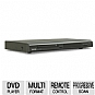Toshiba SD4300 DVD Player - Progressive Scan, Multi-Format Playback, Remote Control (Refurbished)