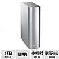 WD My Book Studio 1TB External Hard Drive - FW 400/800, USB 2.0, Apple Time Machine Ready - WDBC3G0010HAL-NESN 
