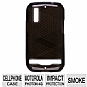TESSCO 338619 Sprint Dura-Gel Case - For Motorola Photon 4G MB855, Smoke