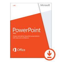 Click to view: MICROSOFT OFFICE POWERPOINT HOME AND STUDENT 2013!