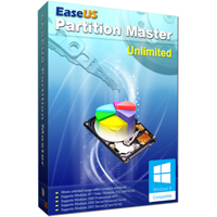 Click to view: EASEUS PARTITION MASTER 9.2.1 UNLIMITED EDITION!