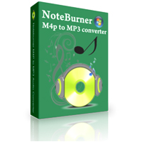 Click to view: NOTEBURNER M4P TO MP3 CONVERTER!
